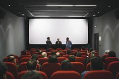 Ross Lipman 025 (Cinemazero) Tags: pordenone cinemazero rosslipman film notfilm busterkeaton samuelbeckett documentario
