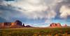 Day 195-365 Rainbow on Monument Valley (giuliomeinardi) Tags: monument valley navajo usa utah colorado rainbow desert national park cloud sky rain lightroom canon 2470 5d3 giulio meinardi 365 project