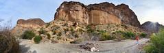 Burro Mesa Pour-off Trail