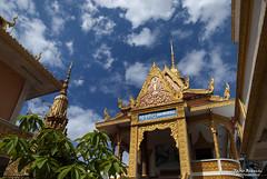 Pagoda Munirensay - Can Tho (Fabio Bianchi 83) Tags: munirensay munirensaypagoda cantho pagoda vietnam asia khmer theravada buddismo buddhism southeastasia sudestasiatico viaggio viaggiare