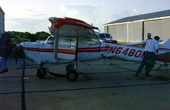 Rough Morning... (mistrav8r) Tags: bent aiplane mishap damage takeoff