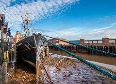 Arctic Corsair (Lutra56) Tags: arcticcorsair riverhull hull trawler ship fishingboats fishing codwar deepseafishingtrawler fishingmuseum sidewinder eastyorkshireengland canon70d sigma1020f35 hullcityofculture