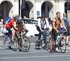 London Cyclist (Waterford_Man) Tags: london summer road path wheels bike cycle cyclist hot naked boy shirtless candid street