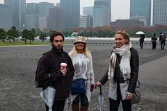 Rainy day (Dominic Sagar) Tags: 2016 fujifilm japan t050 t100 t200 xt1 garden palace chiyodaku tōkyōto jp