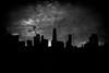 terminus. (jdx.) Tags: downtown digital cityscape camera scenery landscape newyorkcity newyork nyc eastvillage lowereastside lowermanhattan freedomtower worldtradecenter wtc 1wtc blackandwhite blancoynegro noiretblanc schwarzundweiss grain grainy moody mood contrast highcontrast apocalypse sunset monochrome monochromatic architecture shadow shadows silhouette bladerunner doandroidsdreamofelectricsheep jdx