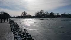 Lake Balaton (misi212) Tags: frozenlake icywaters