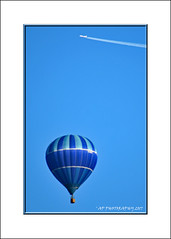 Come fly with me (prendergasttony) Tags: elements outdoors flight balloon aircraft nikon d7200 blue sky nature