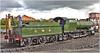 Eight coupled at Kidderminster (Bingley Hall) Tags: rail railway railroad transport transportation trainspotting train heritage preservation tourism uk england britain svr severnvalleyrailway station kidderminster steam locomotive engine 2857 gwr 280