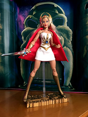 """I AM SHEEEE RAAA!"" (9mm Eds Photos) Tags: birthday chicago 2017 winter aquarius toys toylove mattel shera princessofpower mastersoftheuniverse actionfigure castlegreyskull 1980s 80s filmation"