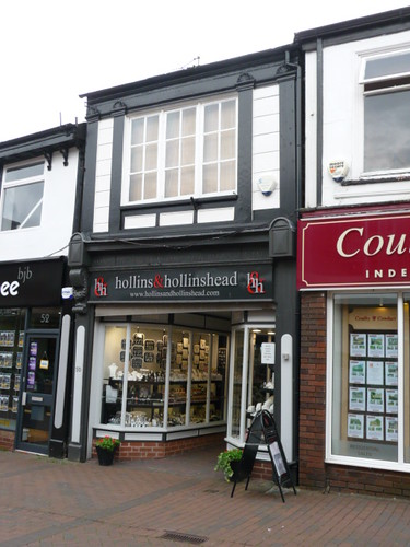 50 High Street, Northwich - Hollins & Hollinshead
