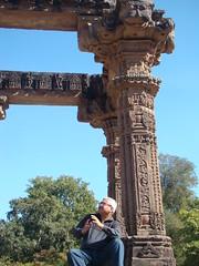 Vivek Agrawal In Sanchi_20151227_000530
