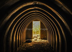 under ground bunker (Snapdragon Lincs) Tags: ww2 air raid shelter underground bunker lincolnshire history secret humberside amazing eerie