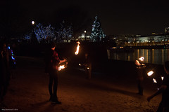 IMG_2317 (yonsaber) Tags: fire canon 80d london burnoff poi southbank levistick