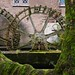 wheels of power / watermill of the castle of Arenberg - university of Leuven