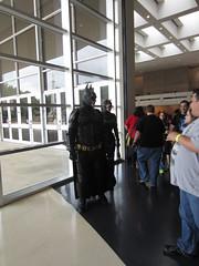 More Batmens characters (Nelo Hotsuma) Tags: show fiction comics book fan dallas dc comic expo cosplay dcc fair center science fantasy convention batman scifi trade catwoman con