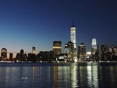 World Trade Center, 6-7-15 (local1256) Tags: world nyc newyorkcity worldtradecenter center m hudsonriver wtc trade worldtrade