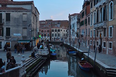 Venice, Italy (faungg's photos) Tags: street city travel venice italy water buildings boats europe scene 城市 旅游 街景 欧洲 意大利 威尼斯 travelon5photosaday