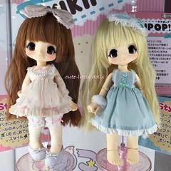 New KIKIPOP🎵 (cute-little-dolls) Tags: new cute toy tokyo doll azone kikipop dollshow 2ndversion azonedoll