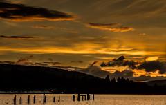 Loch Lomond Sunset (chrissyboys) Tags: longexposure sunset scotland loch balloch lochlomond lomondshores