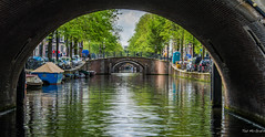 2015 - Amsterdam - Seven bridges of Reguliersgracht (Regulator's Canal) (Ted's photos - For Me & You) Tags: street holland reflection netherlands amsterdam boats canal nikon portable bridges toilet arches streetscene bicycles vehicles cropped archway brug railing vignetting railings gracht waterreflection regulators canalbridge 2015 d600 amsterdamholland amsterdamcanal tedmcgrath tedsphotos nikonfx d600fx regulatorscanal