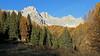 Auta range (Marmolada group - Dolomites) (ab.130722jvkz) Tags: italy veneto trentino alps easternalps dolomites marmoladagroup mountains autumn
