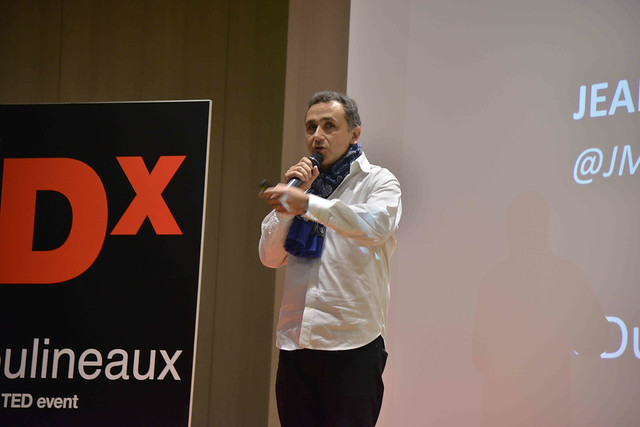 2016-11-23 - TEDxIssy-01 - Speakers (19h23m09) - Jean-Marc POTDEVIN