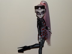 I can't wait to smoke them all (meike__1995) Tags: monster high zomby gaga mattel collector doll