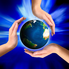 Earth globe in hands Conceptual recycling symbol (UKN) Tags: abstract alternative artistic blue care concept conceptual conservation digital earth earthglobe eco ecological ecology ecosystem energy energyhealing environment environmental global globe hands heal healingenergy healinghands help holistic human humanity illustration industrial industry land metaphor metaphorical nature ocean peace people power protecting protection recycle recycling renewable sign space spiritual spiritualhealing symbol symbolic warming water world