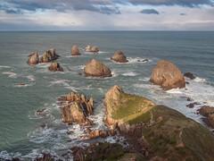 Nugget Point (V) (deltics) Tags: coastal scenery hdr nz southisland newzealand nuggetpoint ahuririflat otago