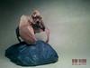 Gorilla (atilla yurtkul) Tags: origami atilla yurtkul goril nguyen hung cuong gorilla