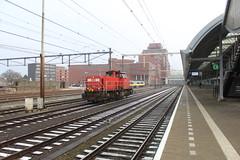 6414 los door Amersfoort (vos.nathan) Tags: db cargo deutsche bahn dbc amersfoort amf 6400 6500 6414 sander