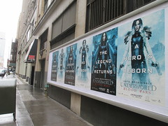 Underworld Blood Wars - Kate Beckinsale 2017 Poster 8998 (Brechtbug) Tags: underworld blood wars 2017 january movie poster standee film kate beckinsale 12182016 vampire hunter hunters vampires werewolf werewolves monster monsters gun guns side walk billboard billboards sidewalk annnnd shes back eurotrash heroes euro trash villains hero villain tough guy lady woman fashion future futurish alternate reality ish forever night vamp