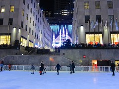 Skating At Rockefeller Center (Joe Shlabotnik) Tags: manhattan iceskating rockefellercenter newyorkcity skating december2016 nyc 2016 60225mm