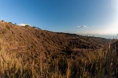 Il Vulcano e il mare (LifeReporter) Tags: vesuvio tramonto stelle colatalavica natura cratere neve lava paesaggio isole notte inverno napoli italia
