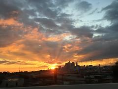 LA come to Jesus moment (enovember) Tags: cometojesus golden streaks