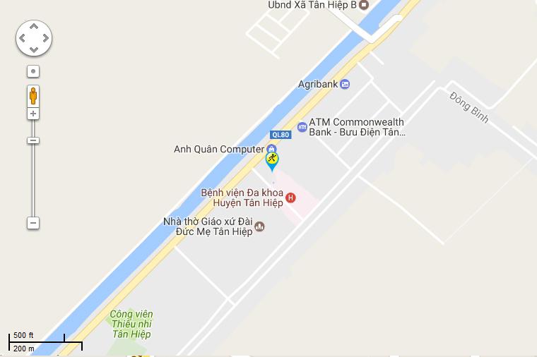 Khai trương siêu thị Điện máy XANH Tân Hiệp, Kiên Giang