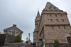 Canada Pavilion - Epcot (fisherbray) Tags: fisherbray usa unitedstates florida orangecounty orlando baylake disney waltdisneyworld wdw disneyworld nikon d5000 epcot themepark worldshowcase canada pavilion