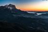 Peña Montañesa (sostingut) Tags: d750 pirineos niebla atardecer
