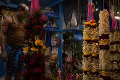 Kolkata, India (pirateofcake) Tags: kolkata india calcutta indian flower market men asia travel tea chai