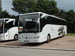 DSCN6247 Vega Tour, Praha - Libuš 3AY 2550 (Skillsbus) Tags: buses coaches germany mercedes tourismo czechrepublic vegatour viking