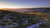 Sunset and frost (sphaisell) Tags: wales welsh landscape sunset frost mist valley hills gribin wide hdr atmosphere gorgeous view viewpoint