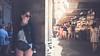 Hidden (efradera) Tags: barcelona barcelonastreet boqueria fashion fujifilm fujifilmxseries girl people shorts streetfashion streetlife streetphoto streetphotography streets streetstyle sunglases woman