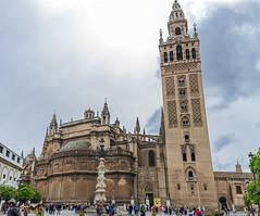 DSC_2815 (svetlana.koshchy) Tags: seville catedraldesevilla spain church cathedral europe españa andalusia