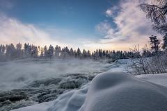 Storforsen (Stockografie) Tags: fujifilm longexposure sweden waterfall xt10 xtrans xc1650ii storforsen rapid water