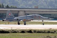J-3206 F-5F SwissAF (JaffaPix +3 million views-thank you.) Tags: j3206 f5f swissaf sion sir lsgs switzerland aeroplane aircraft airplane aviation military davejefferys jaffapix jaffapixcom swissairforce swiaf