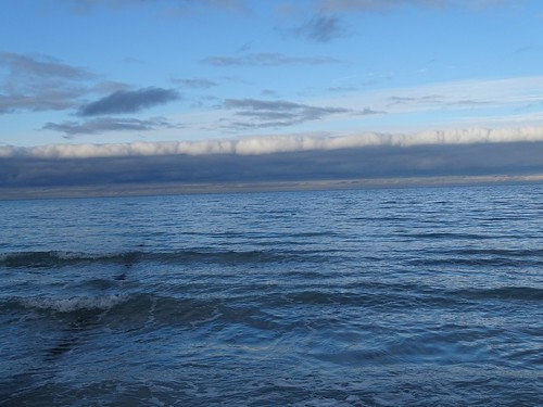 Strandwetter vor dem Hiddenseer Weststrand , NGIDn1098735069