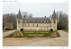 Chteau Pravier [Allier] (BerColly) Tags: sky france castle clouds google flickr ciel chateau nuages allier auvergne bourbonnais bercolly