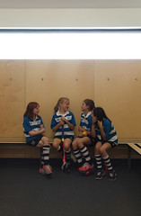 changing room - girls