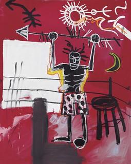Basquiat RING