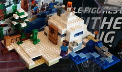 Sweet Suite 2015 LEGO Minecraft 02 (IdleHandsBlog) Tags: toys lego videogames sweetsuite minecraft buildingkits